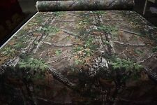 Realtree Xtra Green Camo Outdoor Nylon Taslin Coated Fabric 62