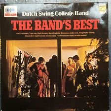 Dutch Swing College Band LP Band Best DSC Doctor Jazz Dixie Holland Netherlands