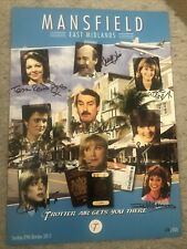 More details for only fools and horses signed