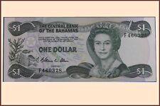 Bahamas :-  1 Dollar 1984 (P43.a)  ....  UNC