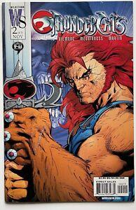 THUNDERCATS #2 JIM LEE VARIANT COVER | Near Mint | DC / Wildstorm 2002