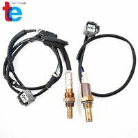 NEW 2X Air Fuel Ratio Oxygen Sensor Up+Down For 03-07 Honda Accord 2.4L Exc US