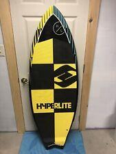 "Hyperlite Broadcast Wakesurf Wakeboard 5' 4"""