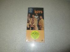 THE BOYS 1990 Self Titled Cd NEW Sealed RARE LONGBOX R&B Swing Hip-Hop Soul