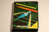 RARE FOR THE DRAGON 32  GRIDRUNNER CASSETTE GAME By SALAMANDER SOFTWARE 1983