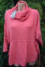 SUSSAN Begonia Pink Cowl Neck TOP/Jumper SIZE XLarge WOOL Blend. RRP$89.95