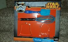 Star Wars Cookie Cutter Baking Set!  4pc Darth Vader R2D2 Adorable NEW