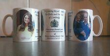 A Growing Royal Family Princess Charlotte Prince George Duke & Duchess MUG 061
