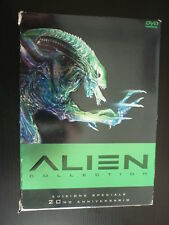 """DVD COFANETTO """"ALIEN COLLECTION"""" 5 DVD EDIZIONE SPECIALE 25MO ANNIVERSARIO"""