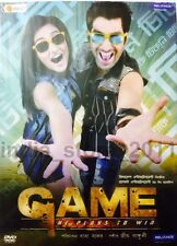 GAME - 2014 BENGALI MOVIE DVD ALL/0 , ORIGINAL REGION FREE WITH SUBTITLES
