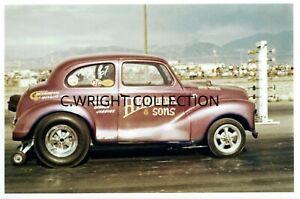 1960s Drag Racing-HERRERA & Sons-1950 Austin A/GS 427-1967 NHRA WINTERNATIONALS