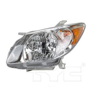 Headlight Assembly Left TYC 20-6414-90