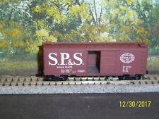 MTL MICRO-TRAINS N SCALE #20246 40' STD BOX CAR SINGLE DOOR SP&S #13475