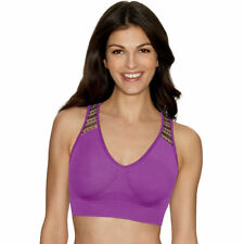 3cd3903046 Hanes Cozy With Lace Seamless Pullover Wirefree Bra Style G49f Size 2xl  Juniors