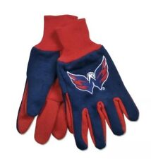 Washington Capitals Colored Palm Utility Gloves