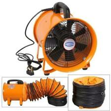 Portable Ventilator Axial Blower Ventilation Extractor Industrial Fan 16 Inches