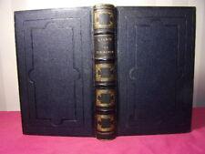 LA NORMANDIE  Jules Janin 1862 gravures + planches de costumes &  blasons