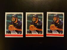 Joe Mauer 2002 Topps Gallery Rookie Card RC #186 Lot of 3 Ex mint to Nr mint ++