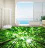 3D Green Forest 52 Floor WallPaper Murals Wall Print 5D AJ WALLPAPER AU Lemon