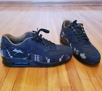 Nike Air Max 90 PND QS 'Pendleton' Black/ Brown New Sz 11.5 RARE 825512-004