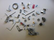 Sewing Machine Attachments & Parts Lot Vintage Unmarked as to Maker Variety VGUC