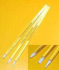 Profi Pinselgummi Set  Profi High Tec Pinsel  Silikon  Brush  3 Gummi Pinsel