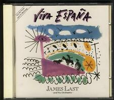 JAMES LAST Viva Espana 1992 CD POLYDOR GERMANY