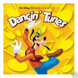 Dancin' Tunes (Walt Disney Records Presents) New
