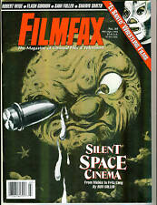 WoW! FILMFAX #49 Silent Sci-Fi! Flash Gordon! Robert Wise! Mexican Wrestlin Film