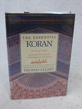 Thomas Cleary THE ESSENTIAL KORAN Castle Books c. 1998 HC/DJ