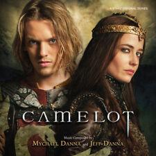 CAMELOT (MUSIQUE SERIE TV) - MYCHAEL DANNA (CD)