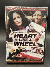 Heart Like a Wheel (DVD, 2014) NTSC, Widescreen, Region 1