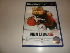 PlayStation 2 PS 2 NBA Live 06 (2)