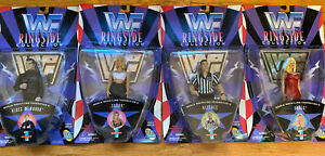 WWF Complete Series 1 Ringside Collection Jakks 97 McMahon Sunny Ref Sable