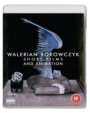 DVD:WALERIAN BOROWCZYK SHORT FILMS AND ANIMATION - NEW Region 2 UK