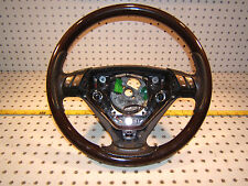 Volvo 2003 XC90 T6 Front dash WOOD /Gray steering OEM 1 Wheel with side switches