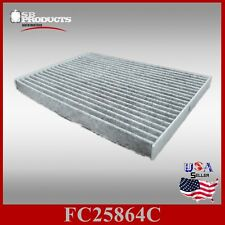 FC25864C (CARBON) CABIN A/C AIR FILTER for SENTRA 2012 - 2007 ROGUE 2013 - 2008
