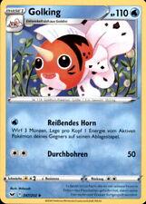 Pokemon - 47/202 Golking - Schwert & Schild 1 - Deutsch