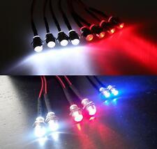 RC LED Beleuchtung Hecklicht Bremslicht Scheinwerfer Licht Auto Car Model Set