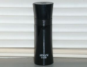 ARMANI CODE by GIORGIO ARMANI Men's 2.5 oz., 75 ml eau de Toilette, EDT, Spray
