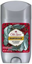 Old Spice Wild Collection Hawkridge Scent Mens Deodorant 2.6 oz