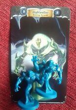 Tarjeta 1x figuras noche caminantes 2x espadas & Sorcery Kickstater Boardgame Monster