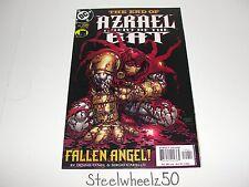Azrael Agent Of The Bat #100 DC Comics 2003 Death Of Azrael FINAL ISSUE O'Neil