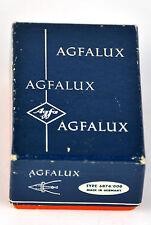 AGFA Agfalux Blitzgerät Karton Flash box