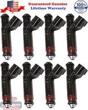 New listing 8Pcs of 2002-03 Dodge Durango Ram 4.7L V8 53032145AA Matched Fuel Injectors