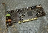 Creative Labs SB0410 Sound Blaster 24-BIT LIVE! 24-BIT 7-Ch PCI Sound Audio Card