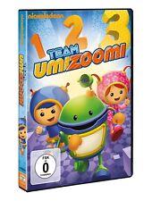 TEAM UMIZOOMI:V1 TEAM UMIZOOMI ( Linda Beck, Brandon Espinoza) DVD NEU