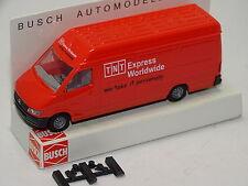 Busch Mercedes TNT Express   1/87