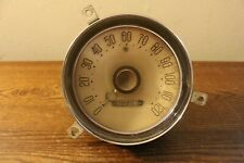 De Soto Speedometer From an Early to Mid 1950's Model