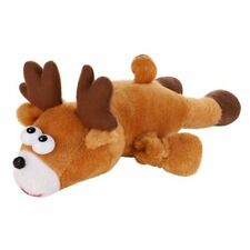 Dogs Toys Christmas Elk Elastic Chewing Teeth Cleaning Pets Playing Accessories